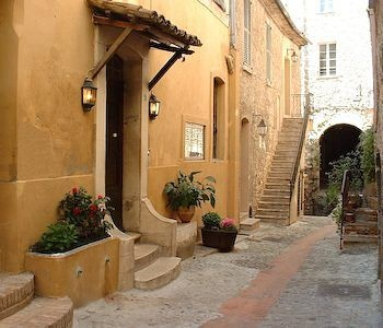 Le Cagnard, Cagnes-sur-Mer, France...my most favorite place in the South of France!