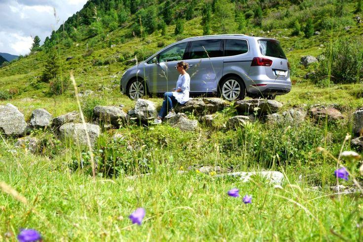 Autotest, Testwagen, Auto für drei Kindern, auf Reisen mit dem Seat Alhambra, Seat Alhambra Style TDI 2.0, Familienauto, Auto für sieben Personen, Testbericht auf lifestylemommy.de