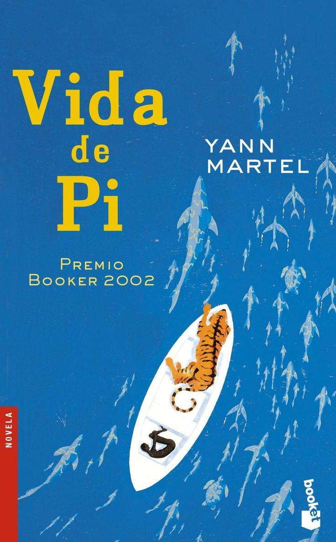 Vida de Pi. Yann Martel consigue con talento, humor e imaginación un ejercicio narrativo que deleitará y sorprenderá al lector, que indiscutiblemente se verá atrapado hasta el asombroso e inesperado final.