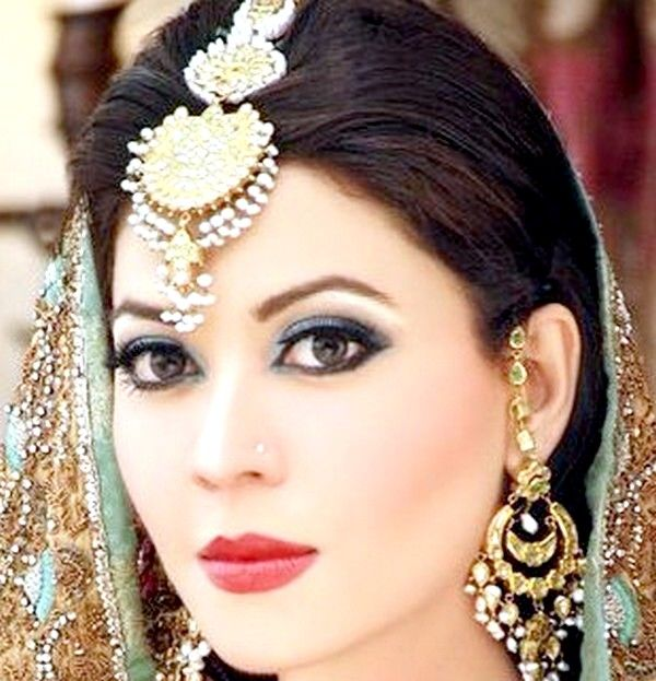 Indian Bridal Maquillage- The Eyes Have it! Posted by Soma Sengupta