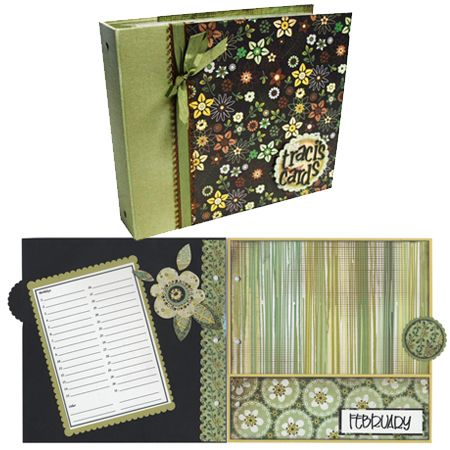 59 best greeting card organizer images on pinterest boxes card organizer binder greeting m4hsunfo