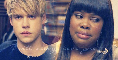 Sadness  #Glee