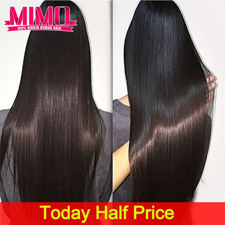 7A Malaysian Straight Hair 4 Bundles Grace Hair Products Malaysian Virgin Hair Straight  4 Bundles Virgin Human Hair Extensions