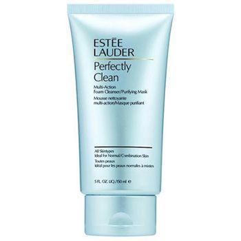 【きめ細かい泡がすばやく立つクレンザー】エスティローダー クリーン アクション フォーミング クレンザー***リッチなきめ細かい泡がすばやく立つフォーミングクレンザーです。湿らせた肌にやさしくマッサージをするようにして洗い流すだけで、過剰な皮脂や汚れ、老廃物をすっきり落とします。デイリーに、また、ゴワつきやザラつき、くすみが気になる時にも最適です。