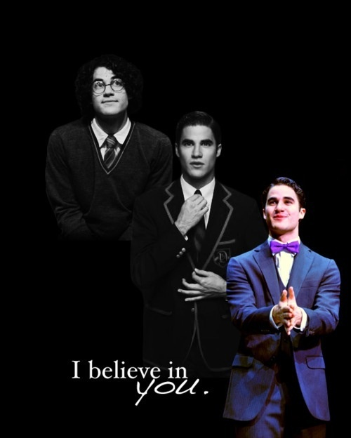 o my gosh...from college musicals, to TV, to Broadway. Darren Criss is an amazing dreamer, and his wishes came true.