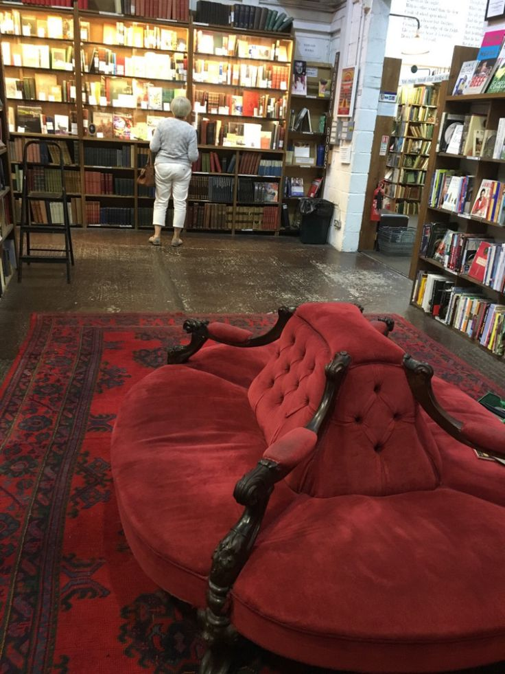 Barter Books in Alnqick, Northumberland – travelasmuch