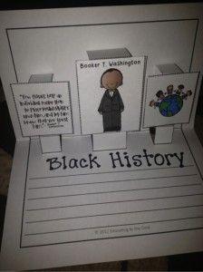 creative writing black history month