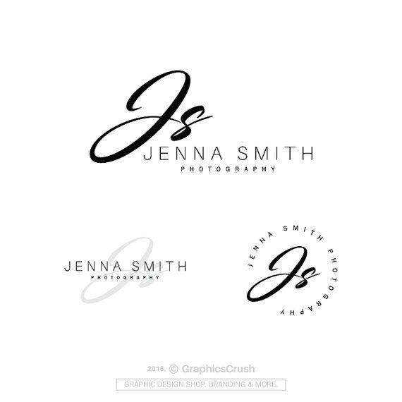 Photography Signature Photography Logo Design Branding Logo Gold Logo Signature Logo