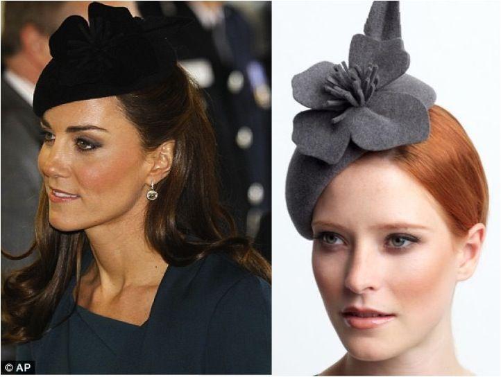 Kate's Lock & Hatter 'Fairy Tale' hat