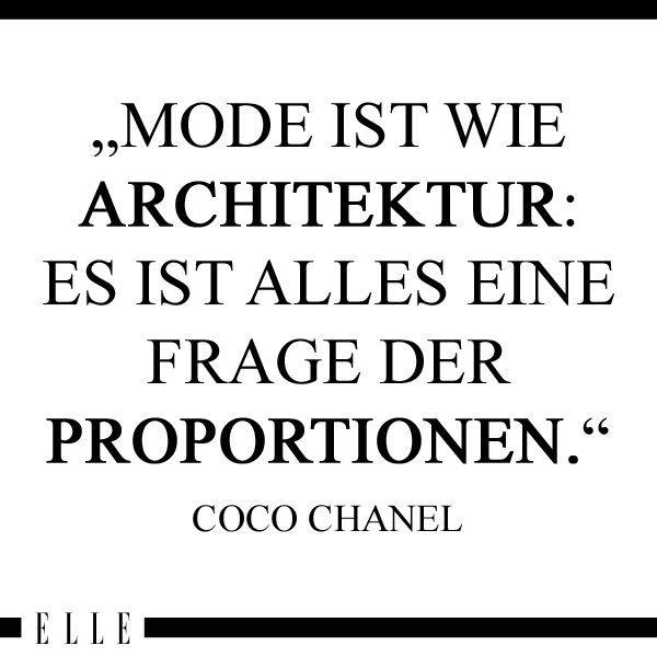 Coco Chassnell - ich liebe Ihren Werdegang...
