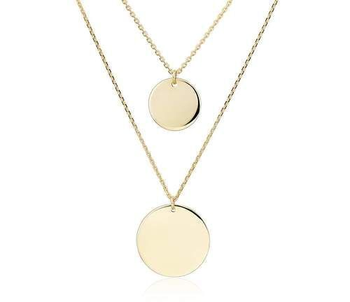 DOUBLE DISC NECKLACE (GOLD)  www.minimalistjewellery.com.au    #minimalistbabe #minimalistbabes #minimalistjewelry #minimalistjewellery  #minimalist #jewellery #jewelry #minimalistaccessories #bangles #bracelets  #rings #necklace #earrings #womensaccessories #accessories