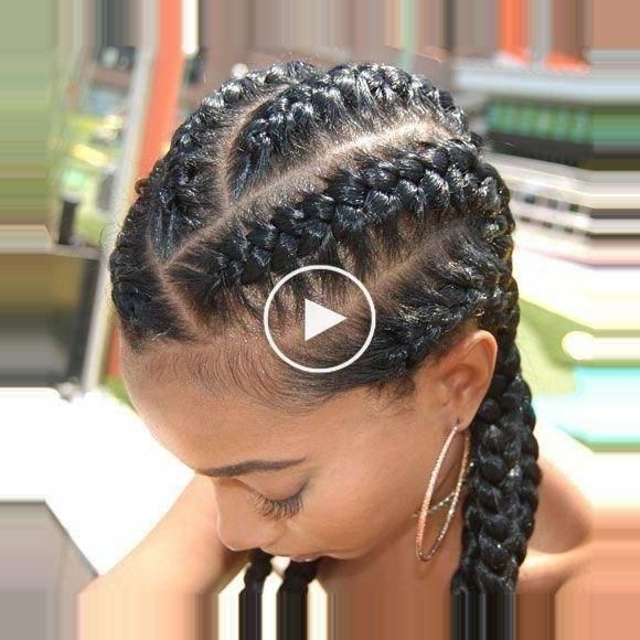 Tour This Rv Remodel Filled With Scandinavian Coziness In 2020 African Braids Hairstyles Hair Styles African Braids