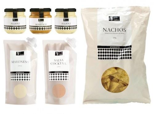 La Sirena Sauces  marnich.com  #packaging #design #graphic