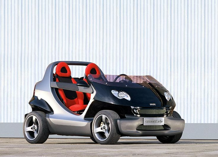 Smart Crossblade, 2001