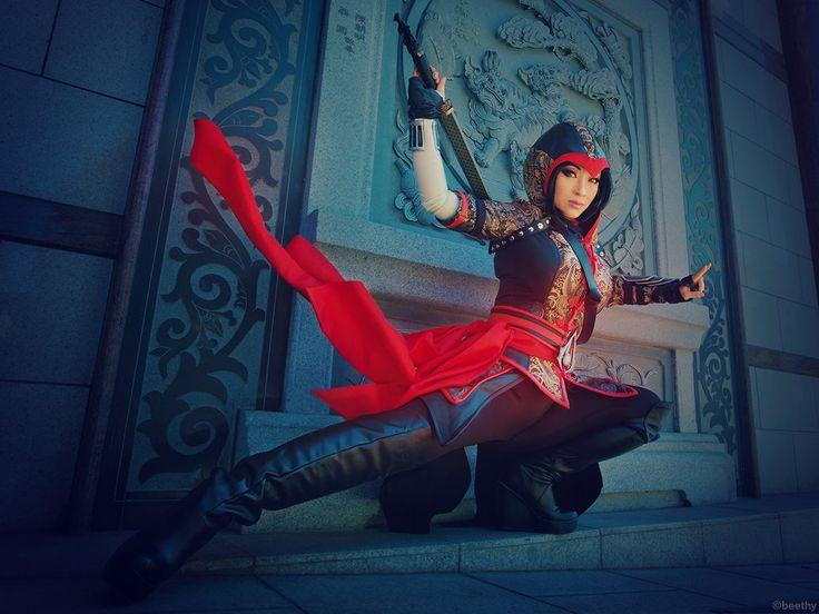 Assassin's Creed: China Chronicles - Shao Jun -02- by beethy on DeviantArt