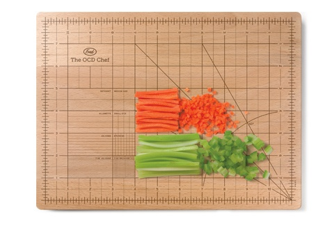 LOL - the OCD - Obsessive Chopping Disorder - Cutting Board $28.00
