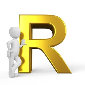 R, Letter, Alphabet, Alphabetically