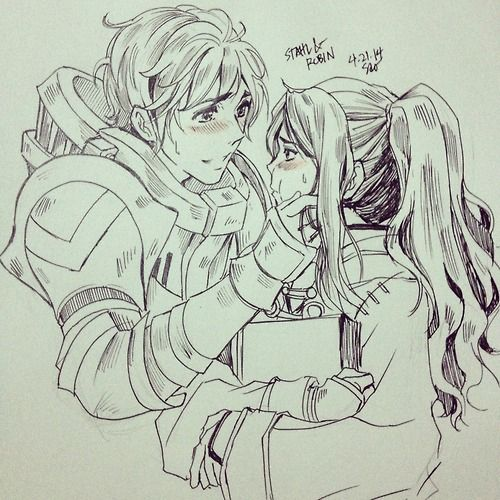Stahl was my first husband. My friend asked me why I married Stahl because his skills are so average and unimpressive. My answer was that he is adorable! <3 http://saoweee.tumblr.com/post/83419153175/not-yet-over-with-the-ships-on-this