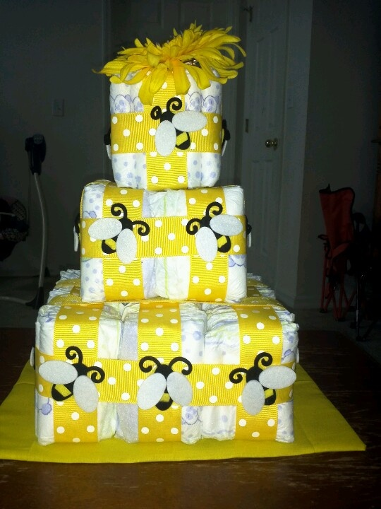 136 Best Images About Bee Theme Baby Shower On Pinterest