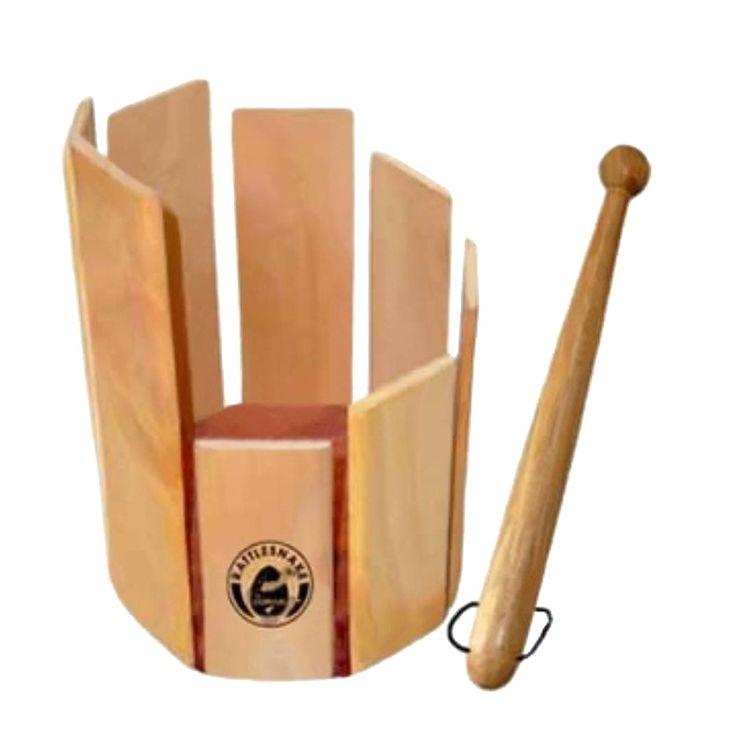 Der Spielzeugtester hat das Eduplay 120098 – Rühr Trommel, Musikinstrument an… – Spielzeugtester