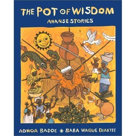 anansi the spider book pdf