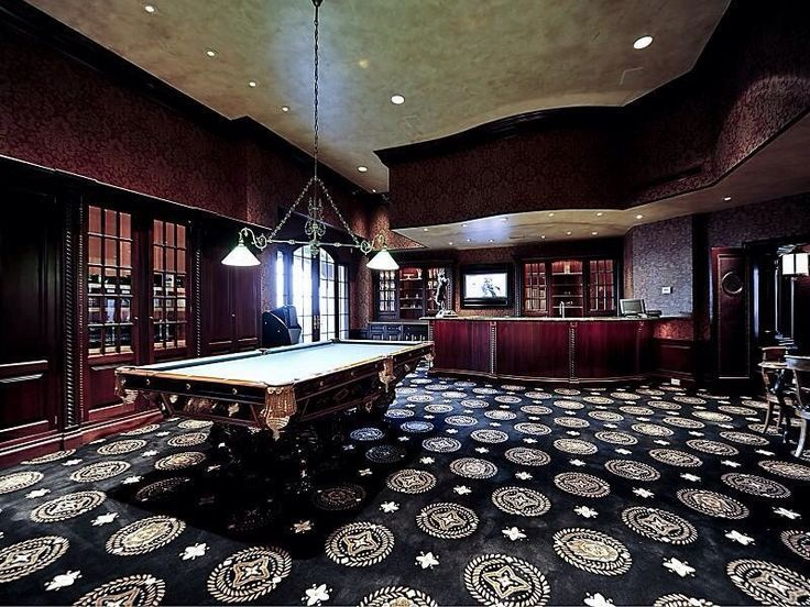 luxury man cave game room bar man caves pinterest game