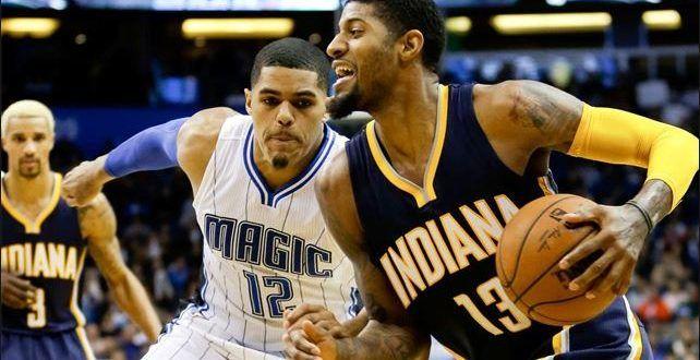 Indiana Pacers vs Orlando Magic