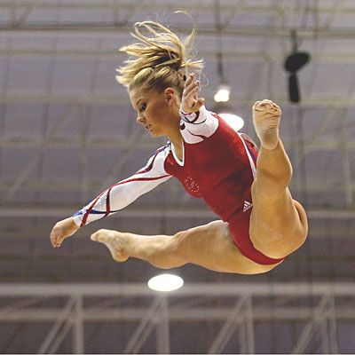 Health Tips from Olympians- Great article.: Fit Workout, Shawn Johnson Workout, Johnson Gymnastics, Abs Workout, Acrobat Gymnastics, Health Tips, Workout Gymnastics, Artists Gymnastics, Gymnastics Workout