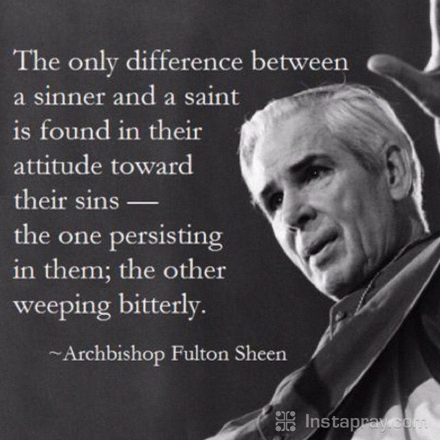 Bishop Sheen Quotes: 162 Best Bishop Fulton Sheen Images On Pinterest