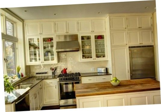Kitchen Cabinets Color Designs Harmonious Design For High End Kitchen