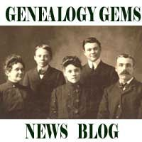 Genealogy Gems Blog