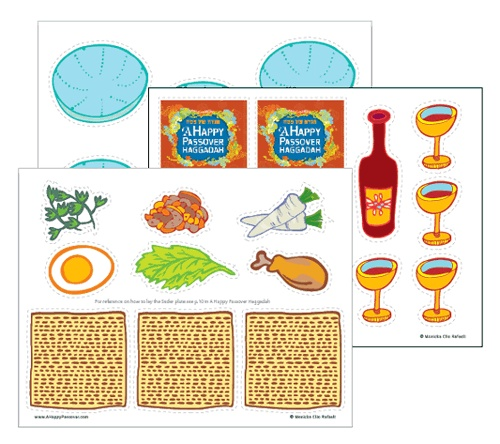 21 best images about passover on pinterest for kids for Passover crafts for sunday school