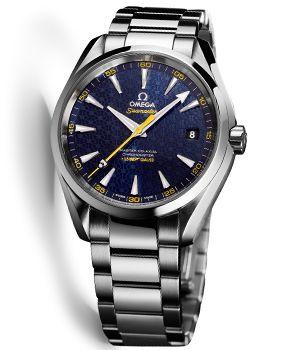 Omega Seamaster Aqua Terra James Bond