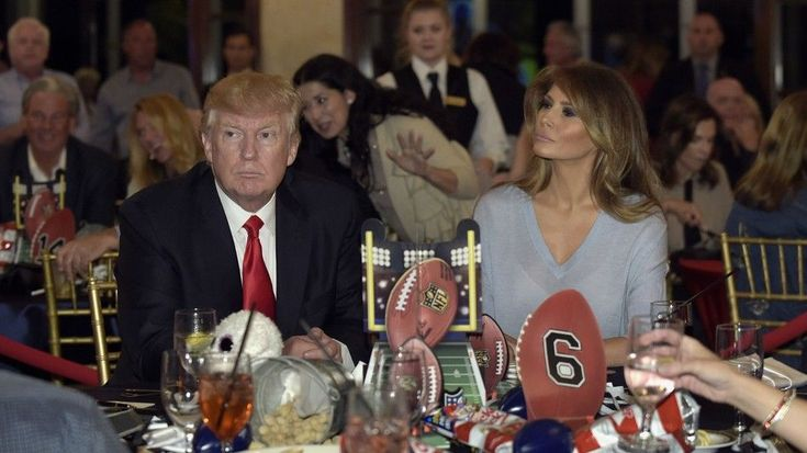 Trump and Obama had very different Super Bowl Sundays following their inaugurations Image:  AP/REX/Shutterstock  By Peter Allen Clark2017-02-06 02:03:20 UTC  In case you needed any more proof that President Trump and President Obama are very different people the 2017 Super Bowl offered yet another example.  As the Atlanta Falcons tried to make Tom Brady a very sad man Donald Trump spent his first Super Bowl night as president in a much different fashion that his predecessor. The Trump family…