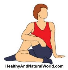 These simple yet effective yoga stretches can be extremely effective for sciatic nerve pain relief. You can do them at the comfort of your home even if you haven't practiced yoga before.