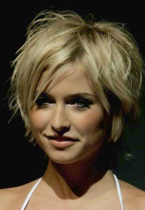 Short Summer Haircuts For Thick Hair : Best 25 bobs for thick hair ideas on pinterest short