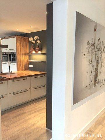 25 beste idee n over appartement woonkamers op pinterest klein appartement opslag klein - Decoratie klein appartement ...