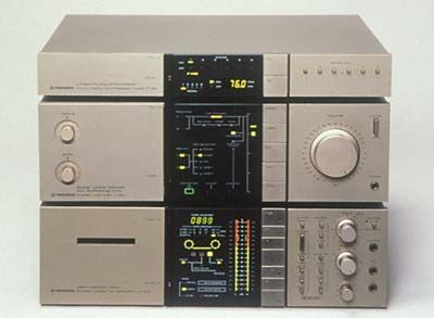 Pioneer F-780 A-980 CT-970 (1980-1981)
