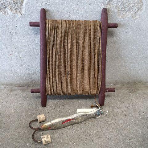 Primitive Line and Hook - Sold – UrbanAmericana