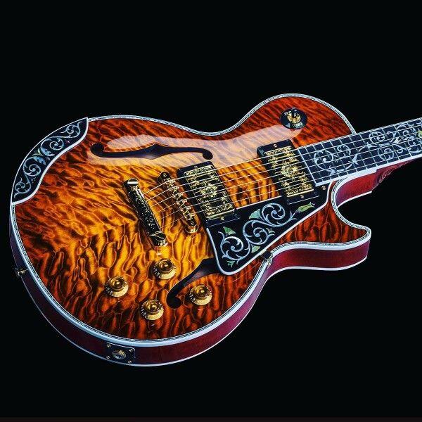 Gibson Les Paul Bella Voce in honey burst