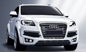 Nice Audi: Audi Q7 Hybrid | 2014 Audi Q7 - 2014 Car Reviews...  lnteresting to me!