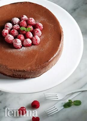 Chocolate Cheesecake Femina