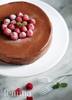 Chocolate Cheesecake Femina