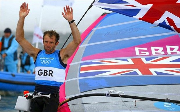Nick Dempsey secures windsurfing silver for Britain at London 2012 Olympics