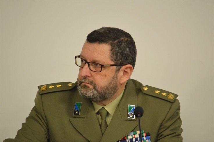 Colonnello Bubbio Massimo (Sistema di controllo nazionale strategie logistiche)