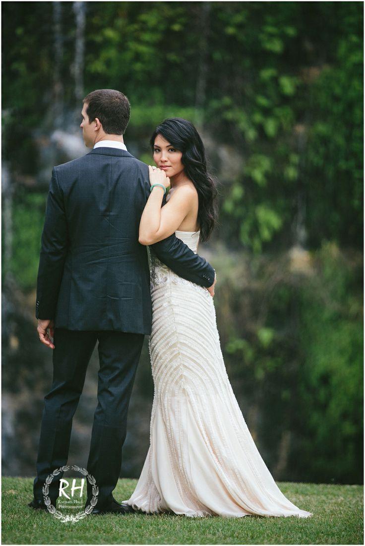 Blush pink strapless Sue Wong wedding gown. Canyon Springs Golf Club, San Antonio TX