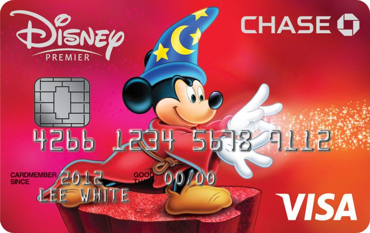 "The Disney Rewards Visa Card is issued by Chase Bank and allows cardholders to earn ""Disney Dream Reward Dollars"" on certain purchases."