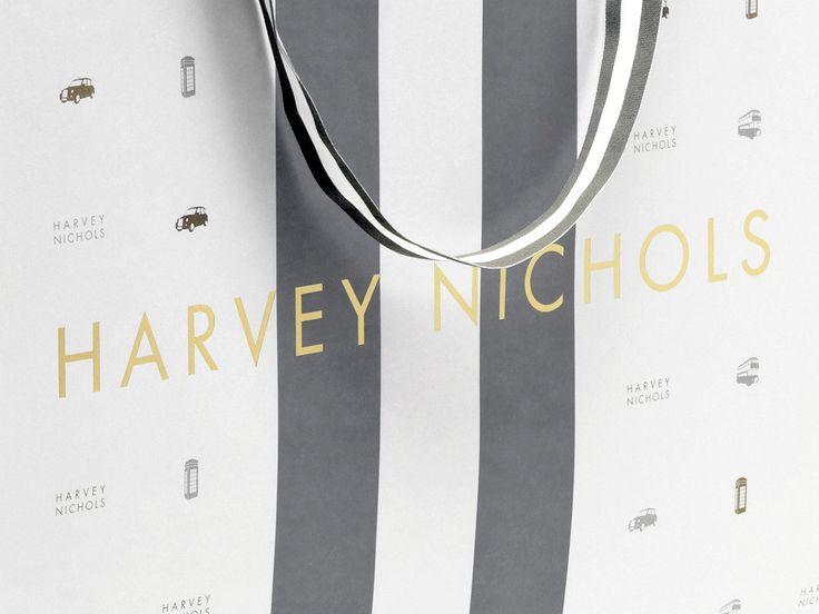 Harveynichols_grey_bags2 http://constructlondon.com/projects/harvey-nichols