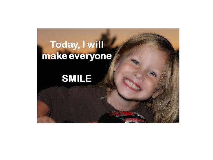 Make everyone #smile