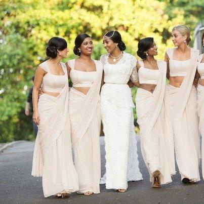 Sri Lankan traditional style